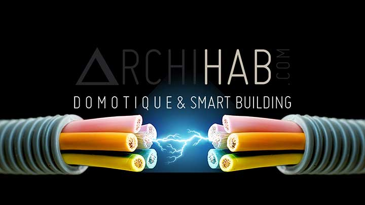 Archihab domotique smart building for Qu est ce la domotique