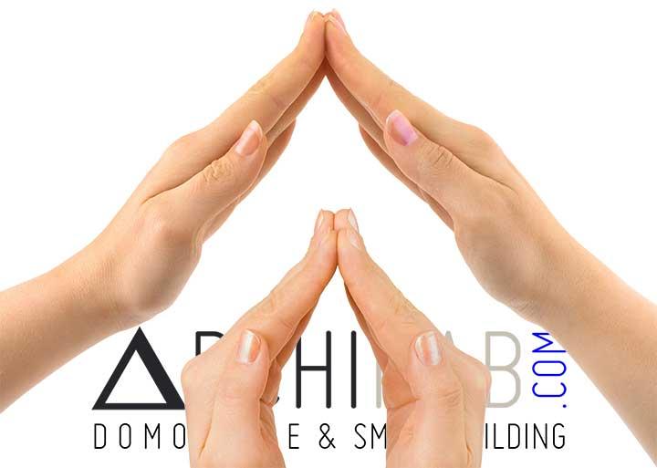 Domotique Archihab = Protection = Sécurité = Flexibilité
